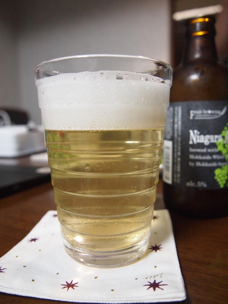 ナイアガラエール (Fruit Brewing Niagara Ale)