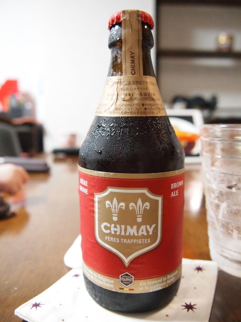 CHIMAY RED(シメイレッド)