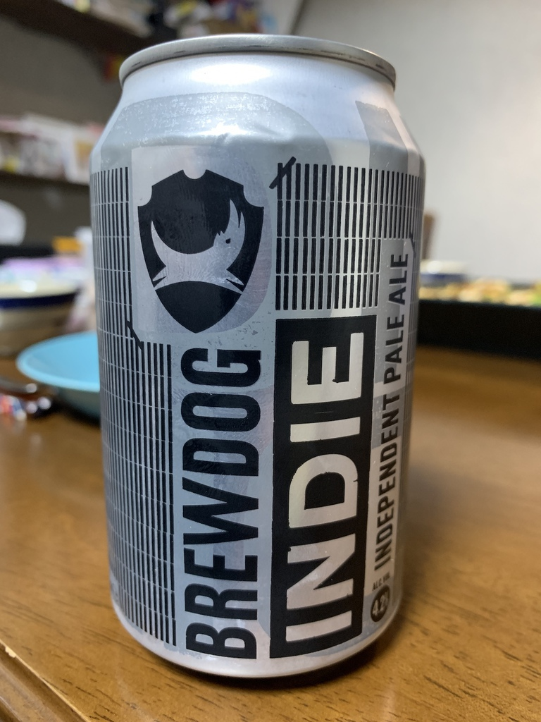 BrewDog Indie(ブリュードッグ インディー)