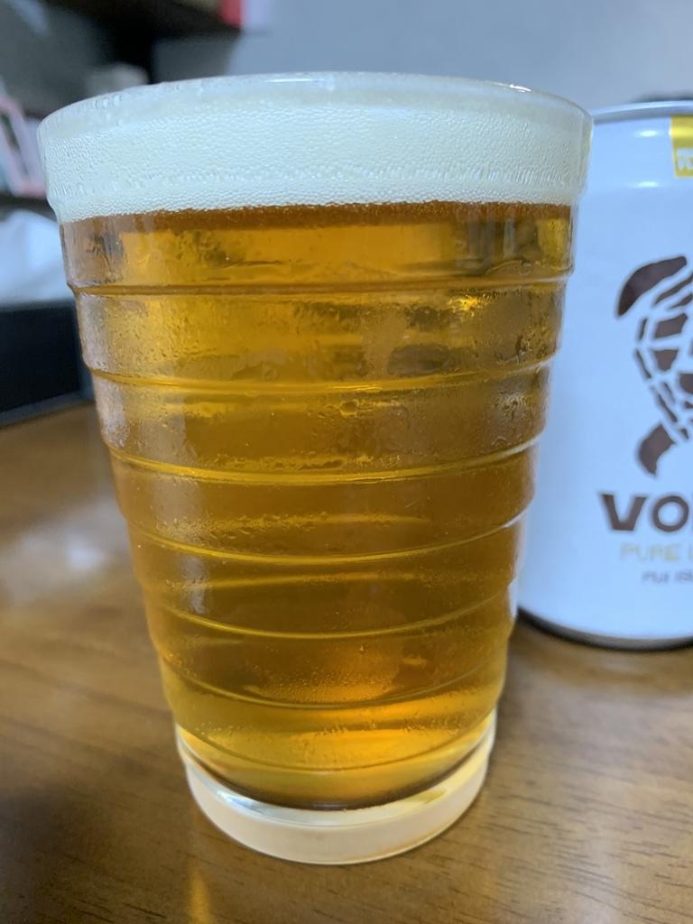 VONU Pure Lager(ヴォヌ ピュア ラガー)