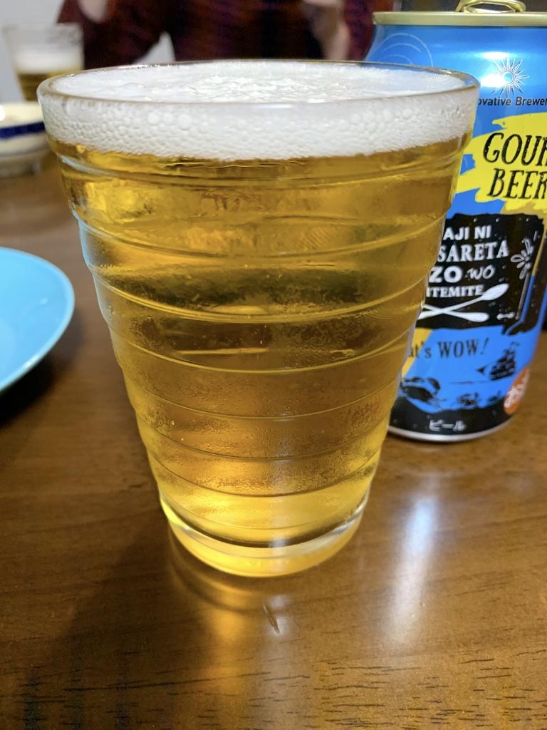 Innovative Brewer GOURMET BEER (グルメビア)